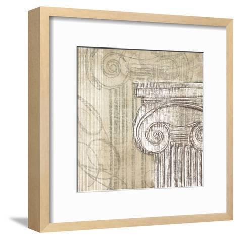 Neoclassic I-Amori-Framed Art Print