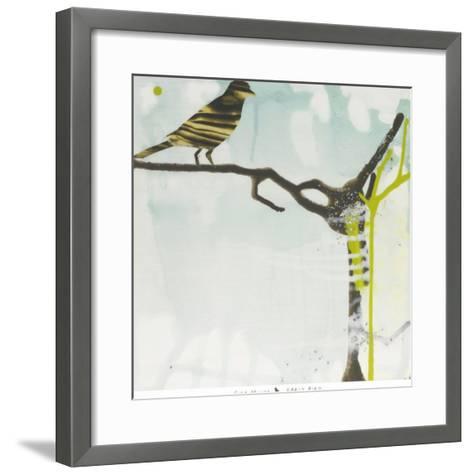 Early Bird-Gina Miller-Framed Art Print