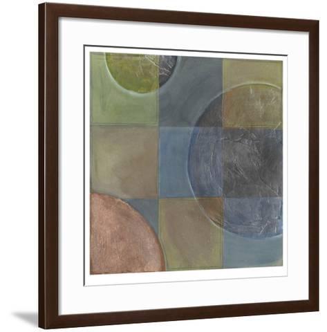 Circumspect II-Erica J^ Vess-Framed Art Print