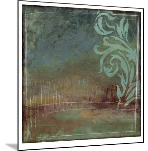 Lush Filigree I-Jennifer Goldberger-Mounted Limited Edition