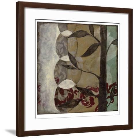 Woodland Fantasy III-Jennifer Goldberger-Framed Art Print