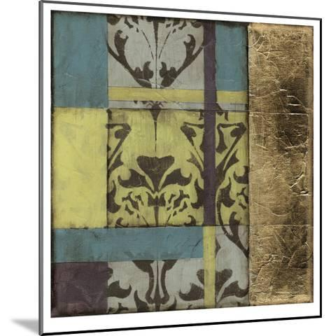 Jeweled Transom IV-Jennifer Goldberger-Mounted Limited Edition