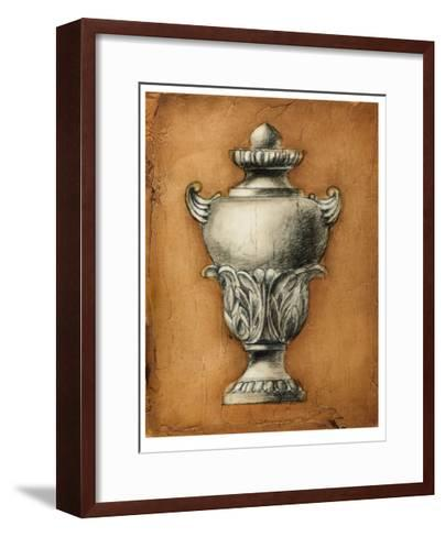 Stone Vessel II-Ethan Harper-Framed Art Print