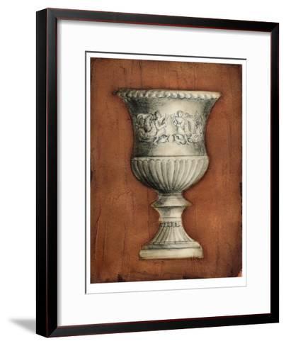 Stone Vessel III-Ethan Harper-Framed Art Print