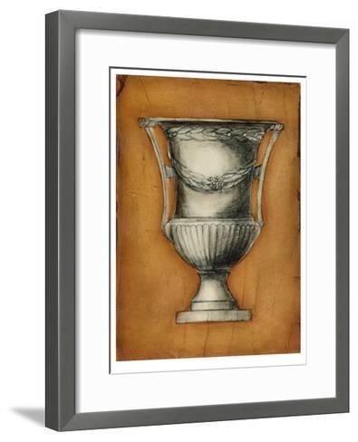 Stone Vessel IV-Ethan Harper-Framed Art Print