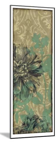 Tandem Blooms IV-Jennifer Goldberger-Mounted Limited Edition
