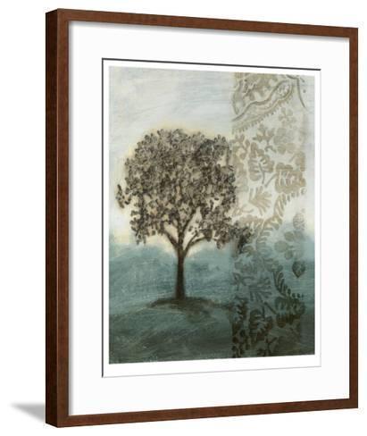Misty Memory II-Megan Meagher-Framed Art Print