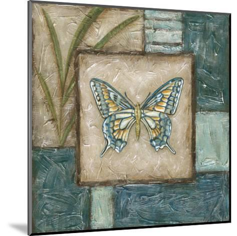 Butterfly Montage I-Chariklia Zarris-Mounted Art Print