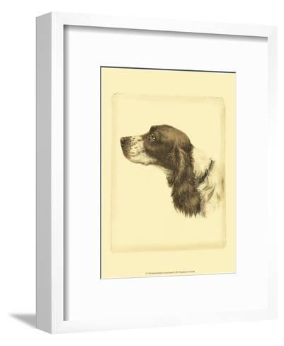 Danchin Cocker Spaniel-Danchin-Framed Art Print