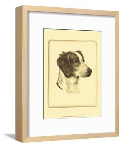 Danchin Brittany Spaniel-Danchin-Framed Art Print
