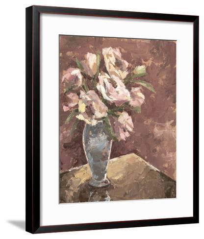April's Bouquet I-Megan Meagher-Framed Art Print