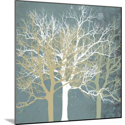 Tranquil Trees-Erin Clark-Mounted Art Print