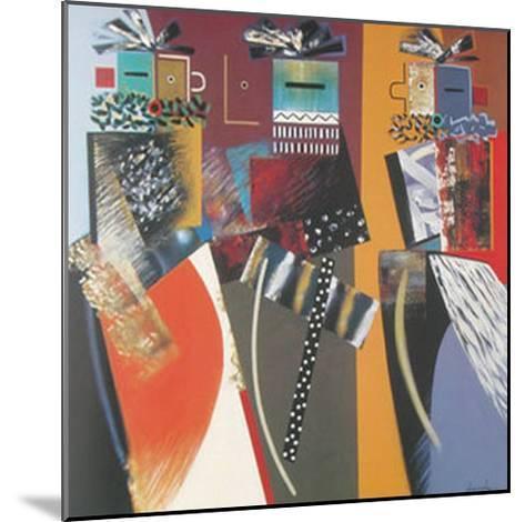 Spirit Dance-Dan Namingha-Mounted Art Print