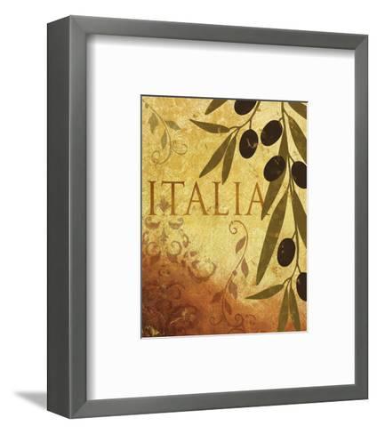 Olio IV-Veronique-Framed Art Print