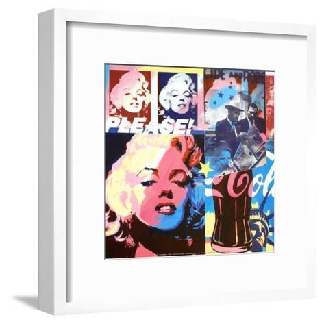 Please-Paul Raynal-Framed Art Print