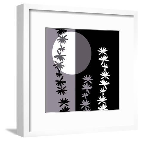 Crepuscule Floral II-Magalie D?sir?-Framed Art Print