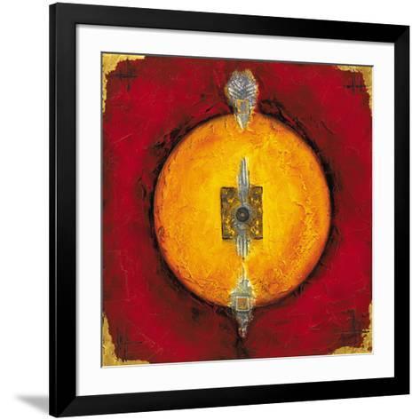Espace Sacre-Arthure-Framed Art Print
