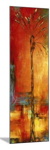 Palm Sunset I-Eduardo Lazo-Mounted Art Print