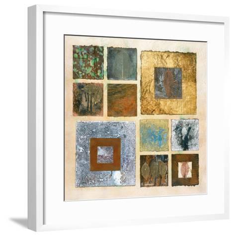 Nature's Impact I-Mari Giddings-Framed Art Print