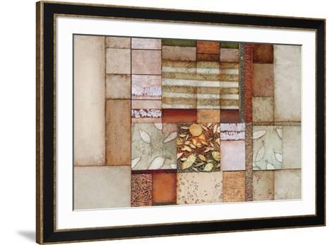 Precious Earth II-Juno Sky-Framed Art Print