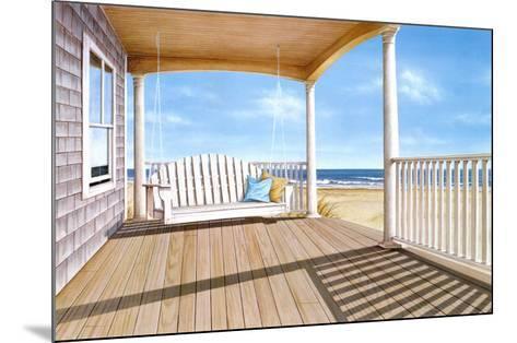 The Porch Swing-Daniel Pollera-Mounted Art Print