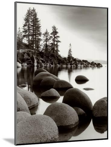 Sand Harbor I-Monte Nagler-Mounted Art Print