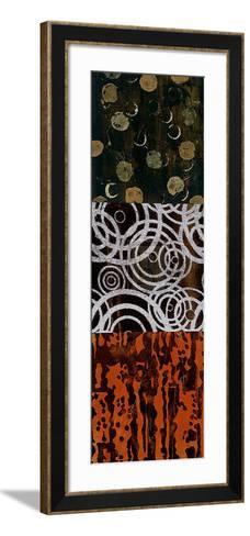Visionary III-Bridges-Framed Art Print