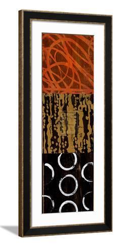 Visionary IV-Bridges-Framed Art Print