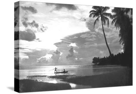 Tahiti, 1938--Stretched Canvas Print