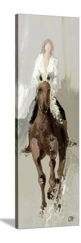 La Cavaliere-Bernard Ott-Stretched Canvas Print