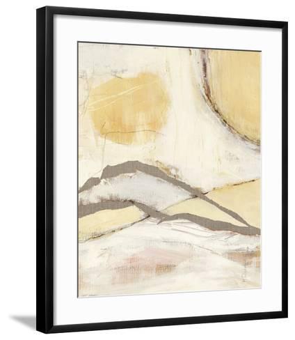 Gezeiten II-Mechtild Runde-witjes-Framed Art Print