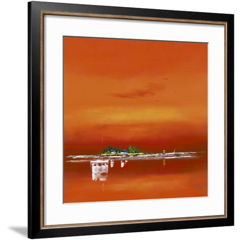 Crepuscule II-Fr?d?ric Flanet-Framed Art Print