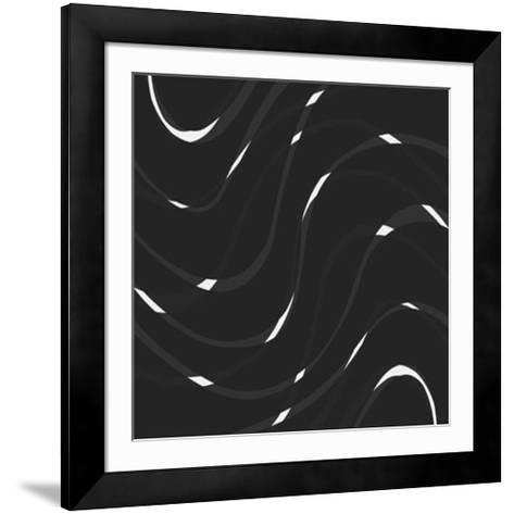 Black Surface I, c.2006-Ernesto Riga-Framed Art Print