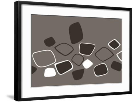 Composition, c.2005-Ernesto Riga-Framed Art Print