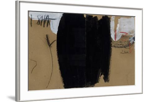 Sans Titre, c.2002-Tianmeng Zhu-Framed Art Print