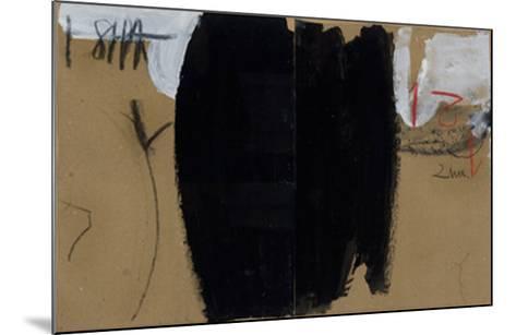 Sans Titre, c.2002-Tianmeng Zhu-Mounted Premium Giclee Print