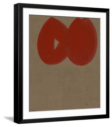 Sans Titre, c.2005-Tianmeng Zhu-Framed Art Print