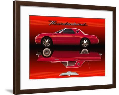 Thunderbird, Old and New--Framed Art Print