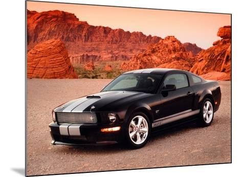 2007 Shelby GT--Mounted Giclee Print