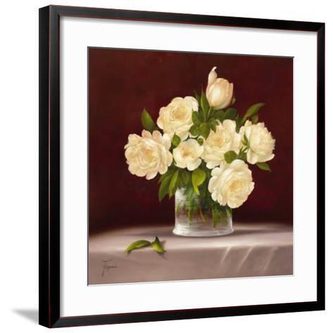 Bouquet of Roses II-Fasani-Framed Art Print