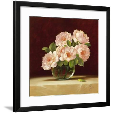 Bouquet of Roses I-Fasani-Framed Art Print