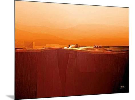 Marvellous Landscape IV-Fernando Hocevar-Mounted Art Print