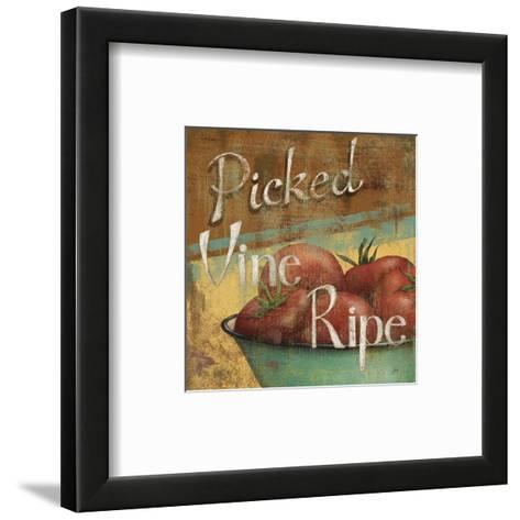 From the Market III-Daphne Brissonnet-Framed Art Print
