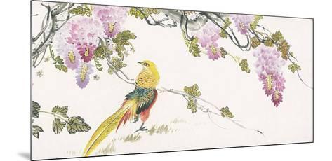 Gluckliche Kindertage II-Songtao Gao-Mounted Art Print