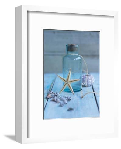 Seaside Treasure-Howard Shooter-Framed Art Print
