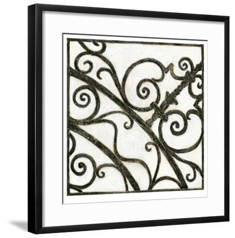 Iron Gate II-Megan Meagher-Framed Art Print