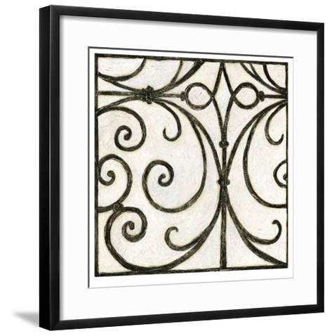 Iron Gate III-Megan Meagher-Framed Art Print