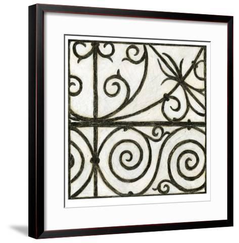 Iron Gate IV-Megan Meagher-Framed Art Print
