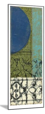 Gated Geometry III-Jennifer Goldberger-Mounted Limited Edition