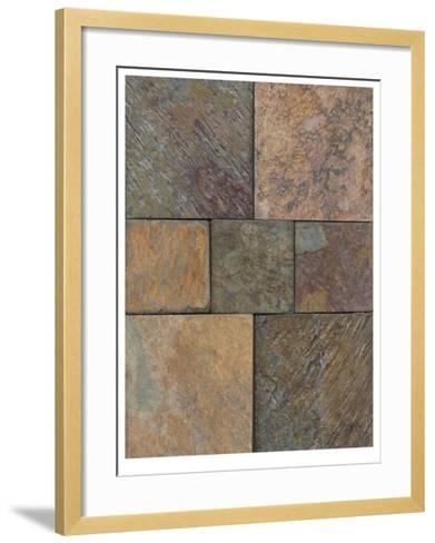 Mineral Reaction II-Ethan Harper-Framed Art Print